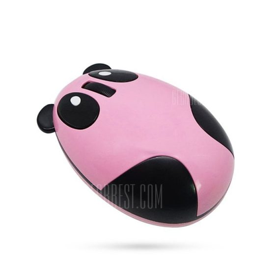 italiaunix-Maikou Cartoon 2.4G Wireless Mouse 1200DPI