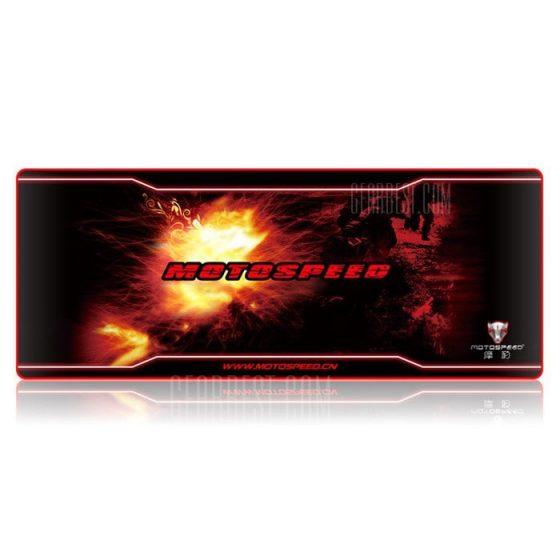 italiaunix-Motospeed P60 Large Gaming Keyboard Mouse Pad