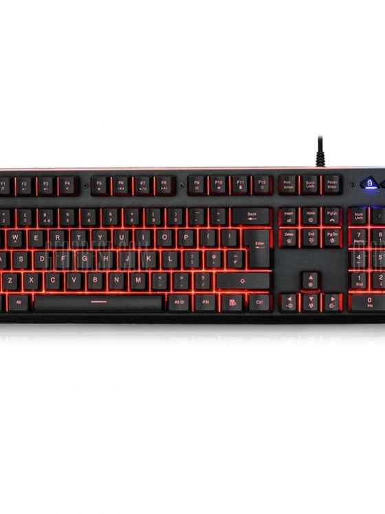 italiaunix-P010 Membrane Keyboard Supporting Backlight  Gearbest