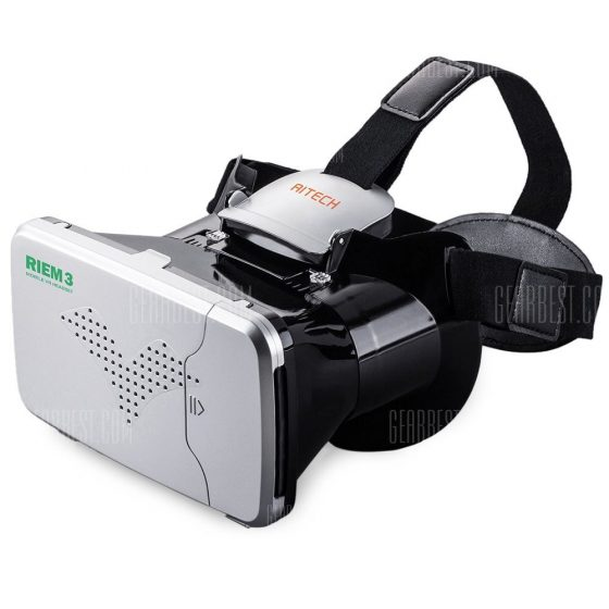 italiaunix-RITECH Riem III Virtual Reality 3D Glasses