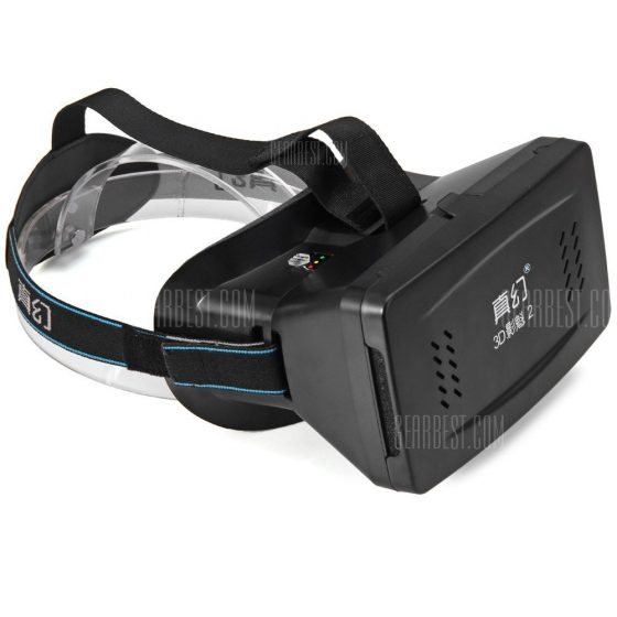 italiaunix-RITECH Virtual Reality 3D Glasses Ⅱ