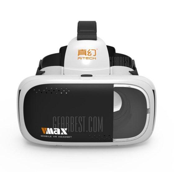italiaunix-Ritech VR MAX Virtual Reality 3D Glasses