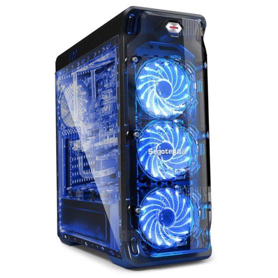 italiaunix-Segotep LUX Computer Case PC Mainframe  Gearbest