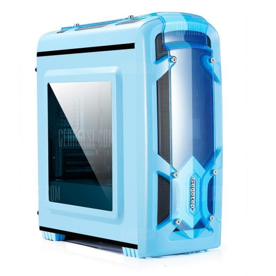 italiaunix-Segotep PC Case Desktop Box
