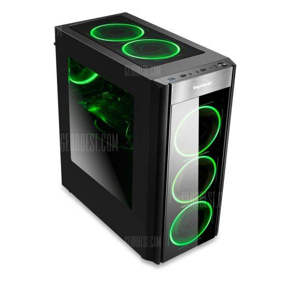 italiaunix-Segotep Wider X3 Computer Case / Box  Gearbest