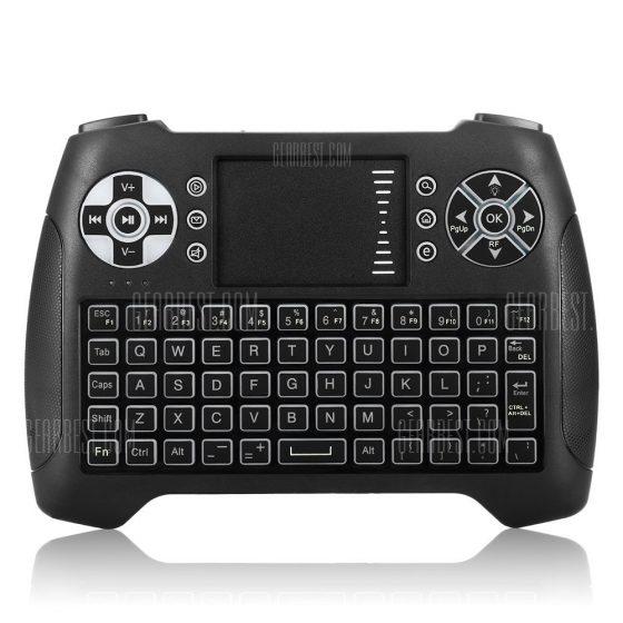 italiaunix-T16 Best Multipurpose Mini Wireless Keyboard with Receiver