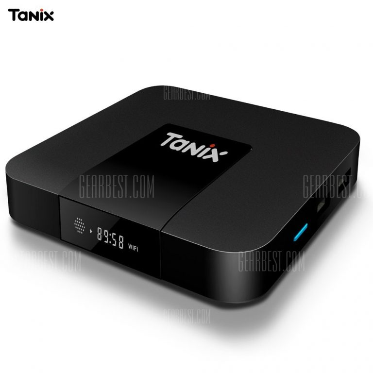 italiaunix-Tanix TX3 Mini TV Box  Gearbest