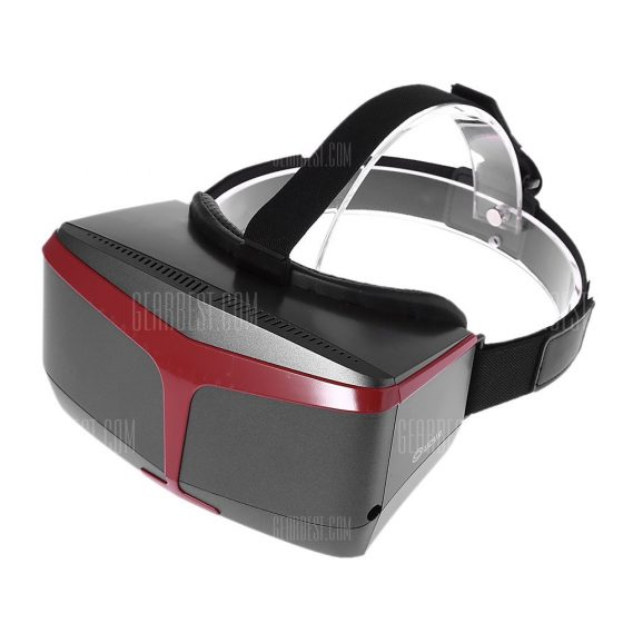 italiaunix-UCVR VIEW VR 3D Glasses Virtual Reality Smart Glasses