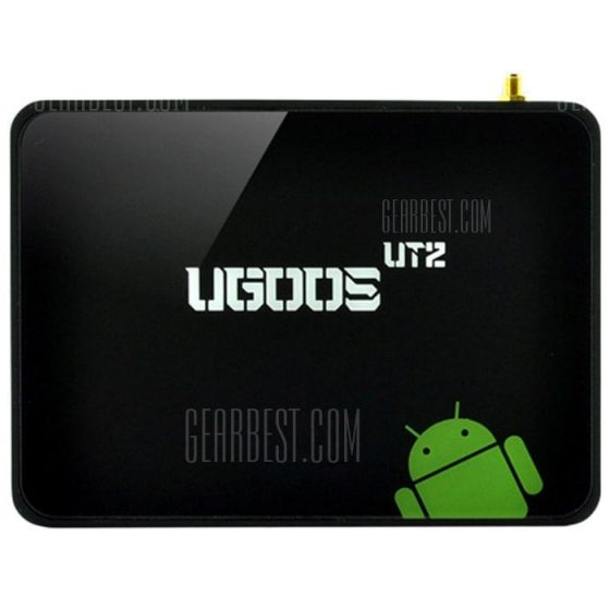 italiaunix-UGOOS UT2 Android Mini TV Box 2.4G 5G WiFi  Gearbest