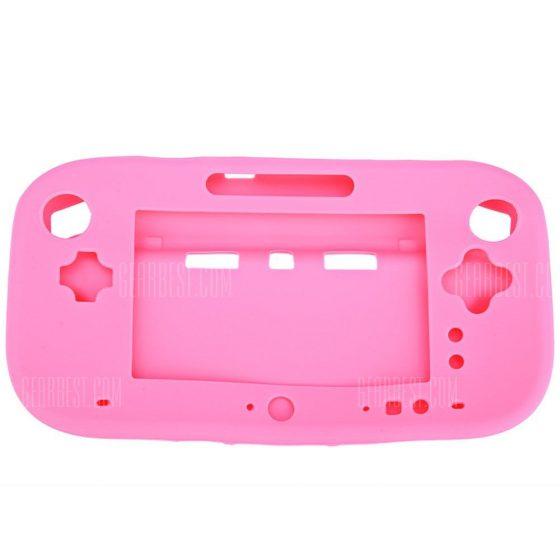 italiaunix-Ultra Slim Silicone Cover Case for Wii U Gamepad