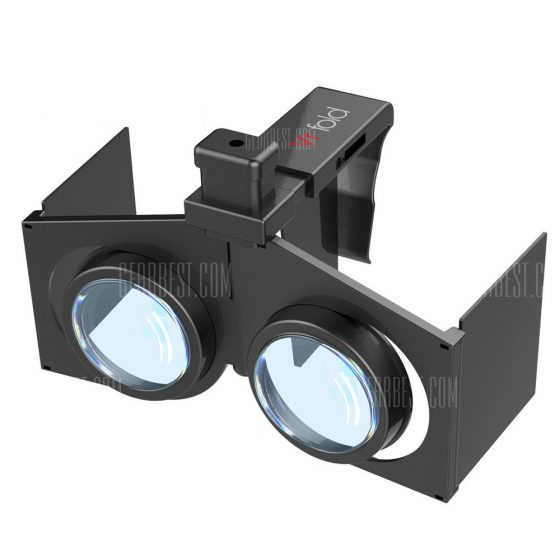 italiaunix-VR Fold V1 3D Virtual Reality Glasses