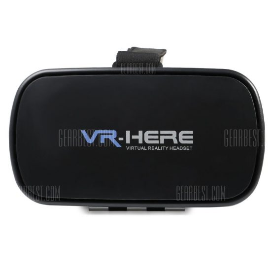 italiaunix-VR HERE 3D Virtual Reality Glasses Self-adhesive Case