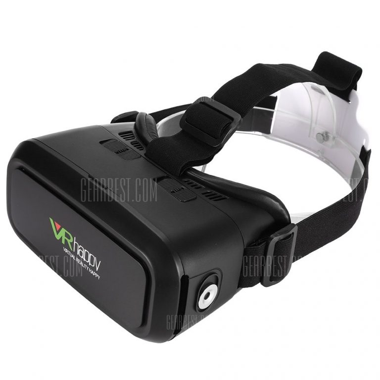 italiaunix-VR Happy V5 3D Virtual Glasses