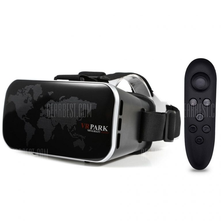 italiaunix-VR PARK III 3D VR Glasses for 4.0 - 6.0 inch Smartphone