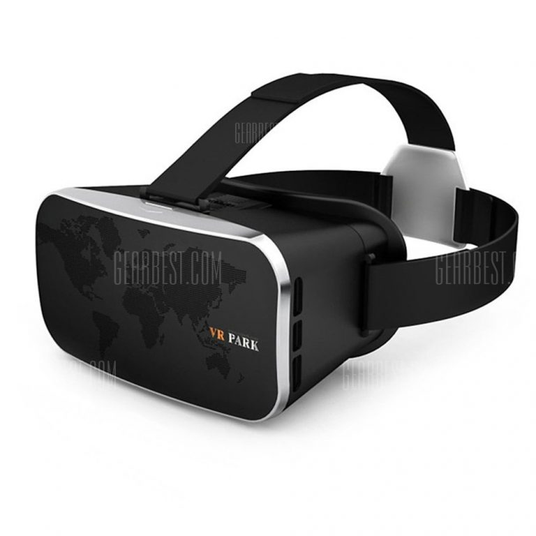 italiaunix-VR PARK-V3 Virtual Reality 3D Video Glasses Headset with Controller