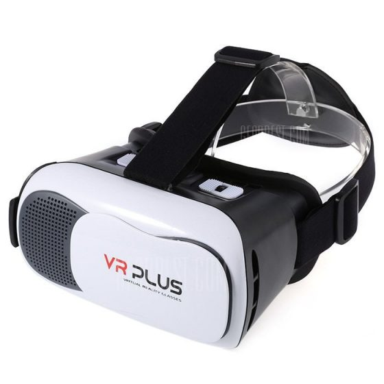 italiaunix-VR PLUS 3D Immersive Glasses for 4 - 6 inch Smartphone