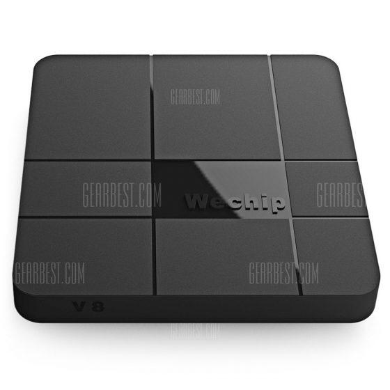 italiaunix-Wechip V8 TV Box