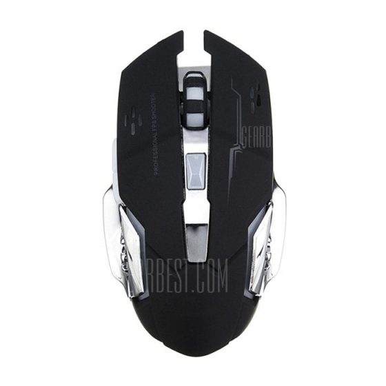 italiaunix-Wired Optical Professional Gaming Mouse