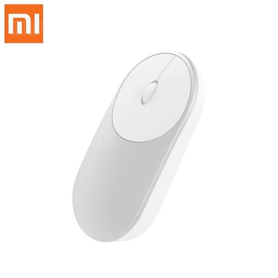 italiaunix-Original Xiaomi Portable Mouse Dual Mode Connect  Gearbest