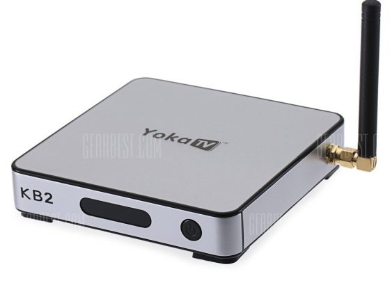 italiaunix-YOKATV KB2 TV Box Amlogic S912 Octa Core