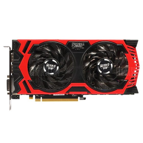 italiaunix-Yeston AMD Radeon RX570 4G Graphics Card