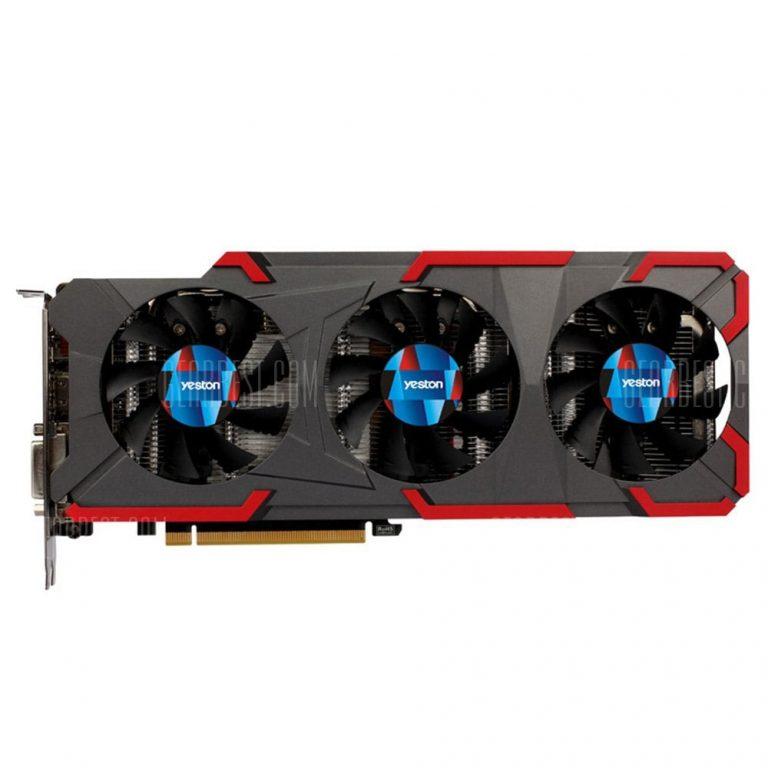 italiaunix-Yeston GeForce GTX1080 8G D5X GAEA 10GHz Graphics Card