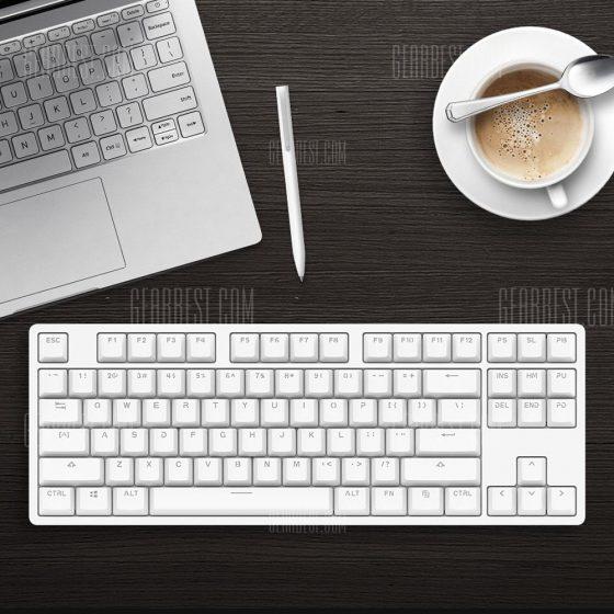 italiaunix-Yuemi MK01 NKRO Backlight Mechanical Keyboard