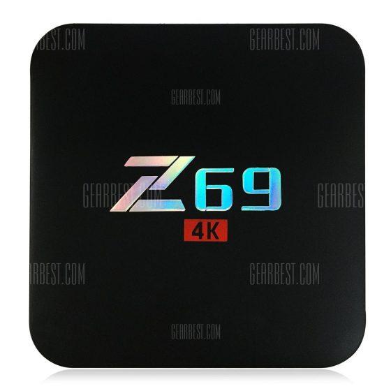italiaunix-Z69 TV Box