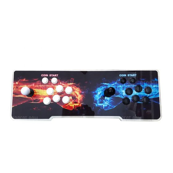 italiaunix-1220 Video Games Arcade Console Machine Double Joystick Pandora's Box Mccxx  VGA HDMI EU Plug 8