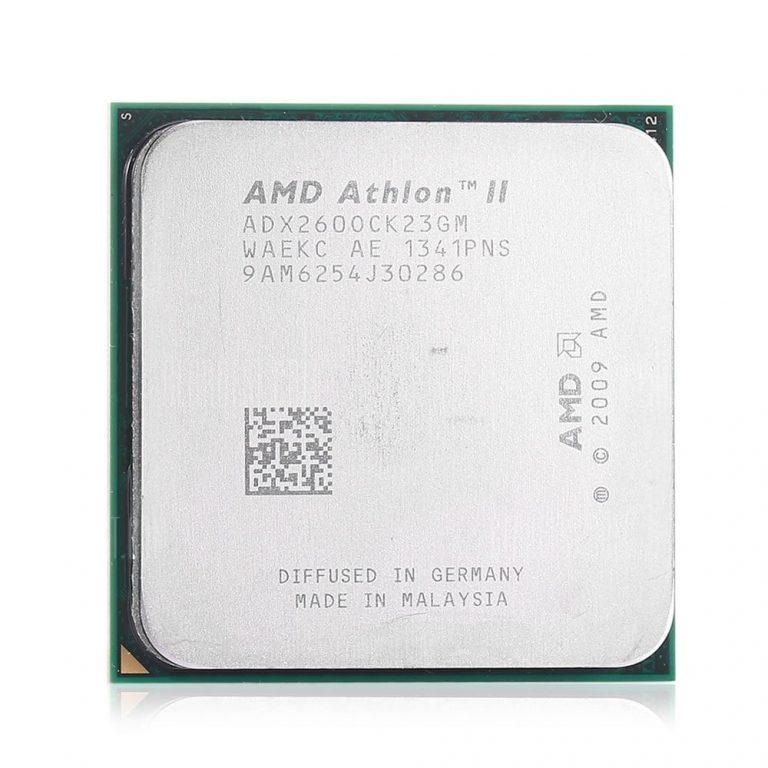 italiaunix-AMD Athlon II 260 3.2G Desktop CPU