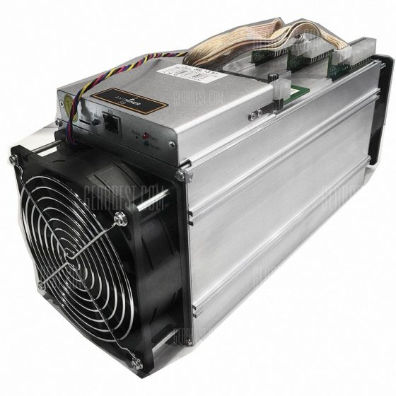italiaunix-AntMiner S9 13.5T Bitcoin Coin Miner Mining Machine