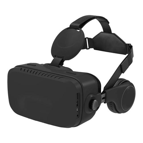 italiaunix-BOBOVR VR X2 5.5 Inch RK3399 2K 4G/32G All-in-one 3D VR Virtual Reality Headset with 9-axis Sensor WiFi Bluetooth - Black