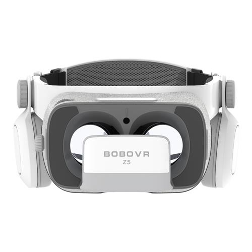 italiaunix-BOBOVR Z5 3D VR Headset with Daydream Controller FOV120 IPD Focus Adjustable for Google Pixel/Pixel XL Huawei Mate 9 Zenfone AR ZTE Axon 7 Galaxy S8/S8 ETC