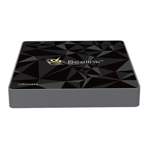 italiaunix-Beelink GT1 Ultimate Android 7.1.2 Amlogic S912 4K KODI 3GB/32GB TV BOX 2.4G/5.8G WIFI Bluetooth Gigabit LAN HDMI - Black
