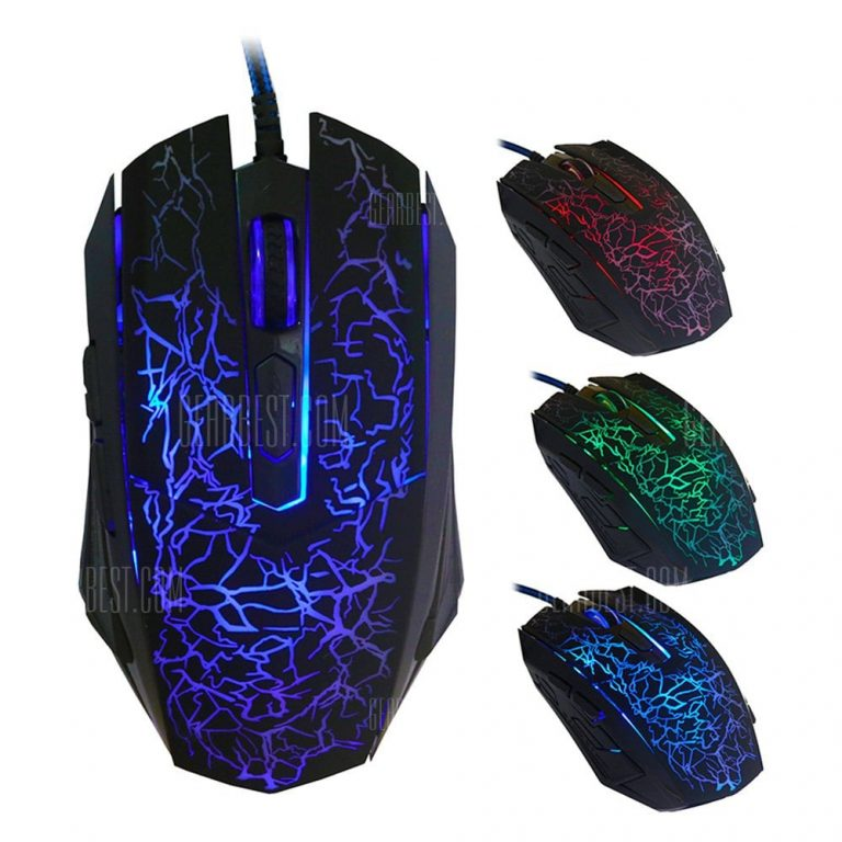 italiaunix-Beitas X8 USB Wired Optical Gaming Mouse  Gearbest