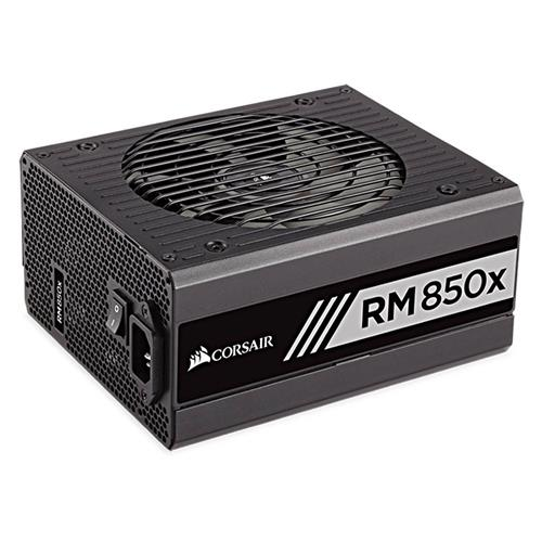 italiaunix-CORSAIR RM850X 850W Power Supply 80 PLUS Gold certified Fully Modular - Black