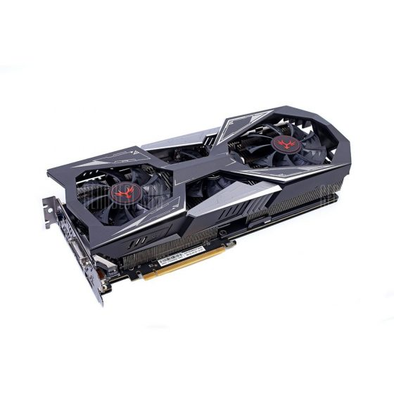 italiaunix-Colorful NVIDIA iGame GeForce RTX 2060 Ultra Gaming Graphics Card  Gearbest