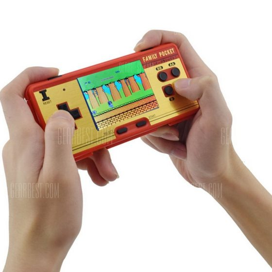 italiaunix-Handheld Game Console With 3 inch LCD Screen  Gearbest