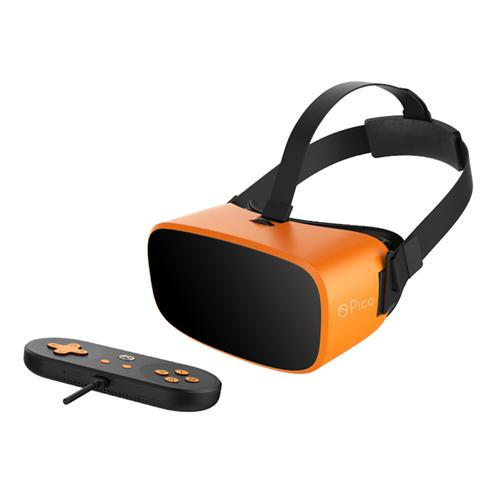 italiaunix-Pico Neo Standard Qualcomm Snapdragon 820 2K 3G 1080P FOV102 Immersive 3D VR Virtua Reality All-in-one Android Headset - Orange