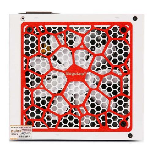 italiaunix-Segotep GP700P Platinum Version 600W Power Supply With Fan 80 Plus Platinum Electric Source - White