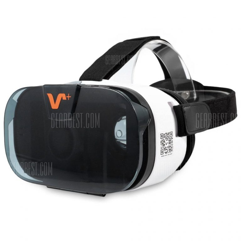 italiaunix-V+ 3D VR Glasses for 4 - 6.5 inch Smartphone