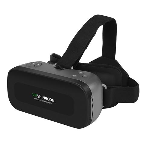 italiaunix-VR SHINECON AIO-1 5.5 Inch 1080P IPS Display All-in-one Android VR Headset Allwinner H8 2GB/16GB 108 Degrees FOV 3D WiFi Bluetooth