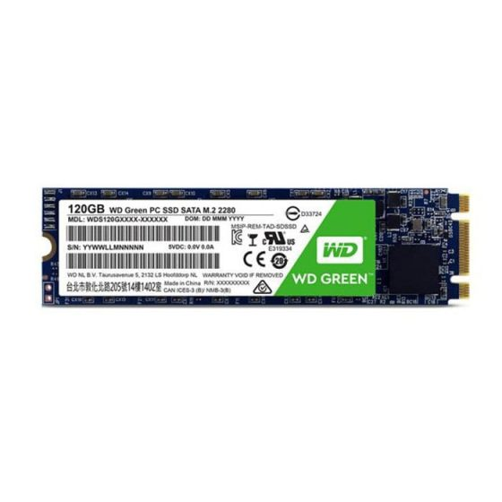 italiaunix-WD Green PC Solid State Drive 120G