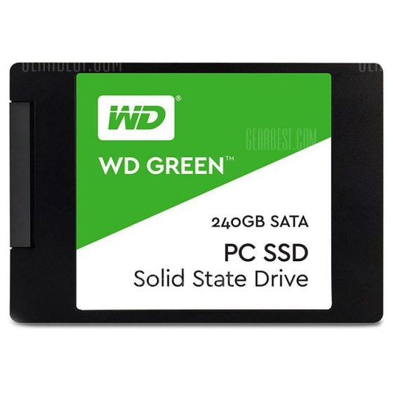 italiaunix-WD Green Solid State Drive 240G