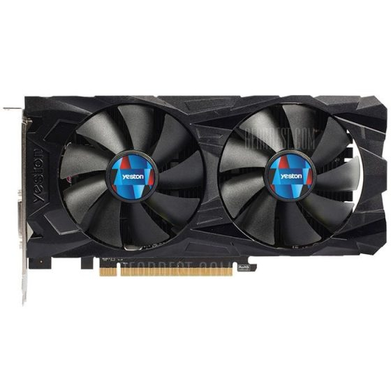 italiaunix-Yeston AMD RX560D 4G Gaming Graphics Card