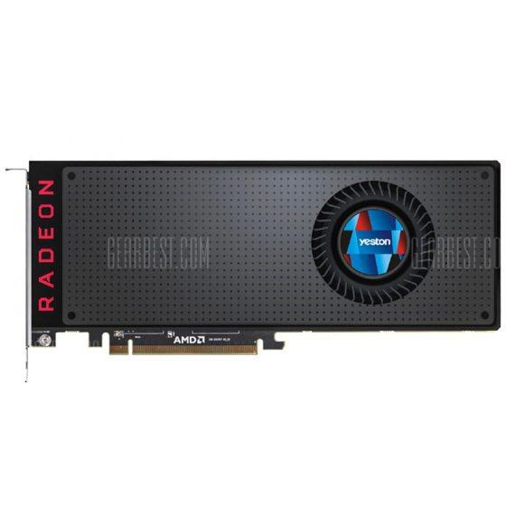 italiaunix-Yeston AMD Radeon RX VEGA 56 8GB HBM2 Graphics Card