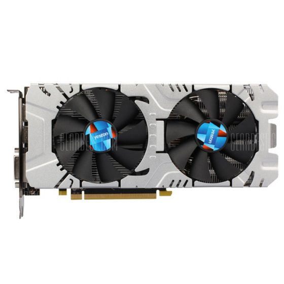 italiaunix-Yeston RX580 GPU Graphics Card