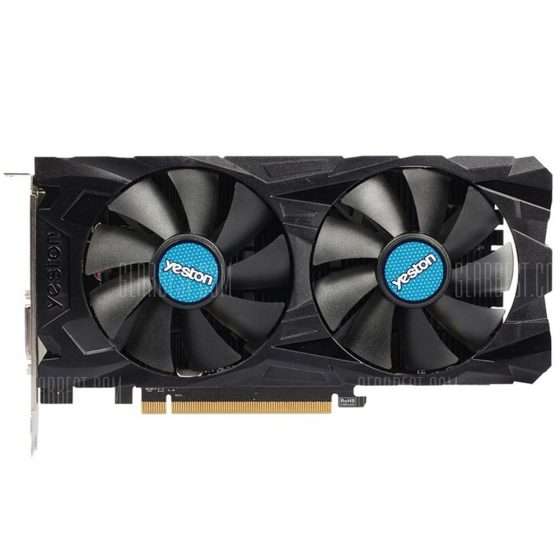 italiaunix-Yeston Radeon RX 460 GPU 4GB Gaming Graphics Cards