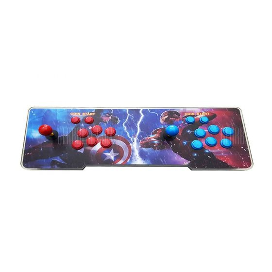 italiaunix-1220 Video Games Arcade Console Machine Double Joystick Pandora's Box mccxx VGA HDMI 20