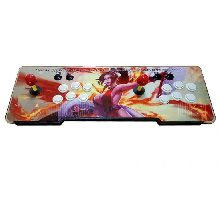italiaunix-1220 Video Games Arcade Console Machine Double Joystick Pandora's Box Mccxx VGA HDMI  EU Plug 9  Gearbest